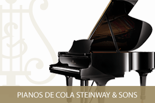 Pianos de cola Steinway and Sons