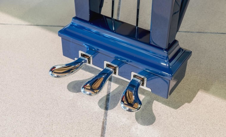STEINWAY-B-211-ONE-ONLY-BLUE-SPIRIO-608277 pedales piano pedal