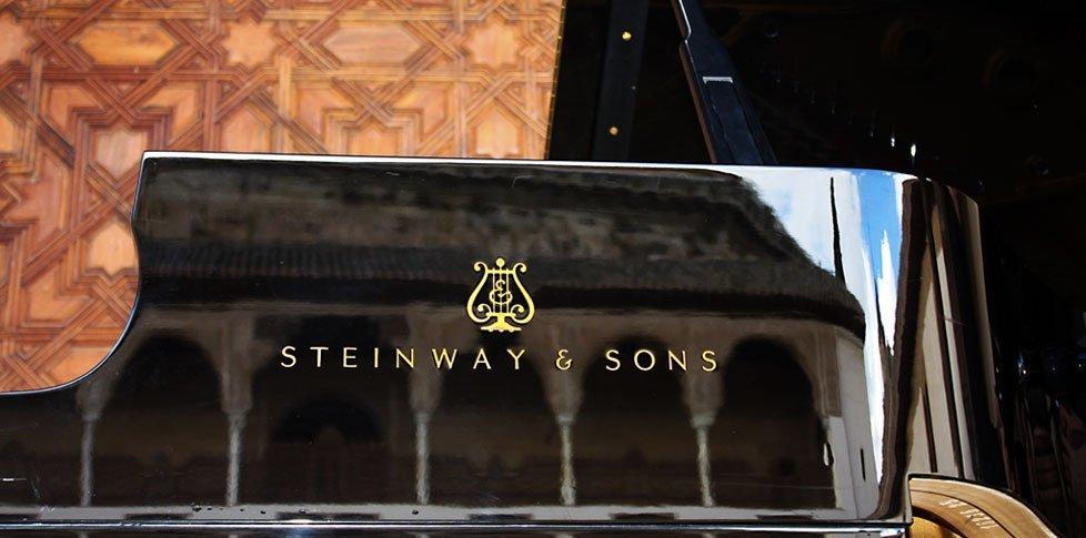 Servicio técnico oficial para España Pianos Steinway & Sons