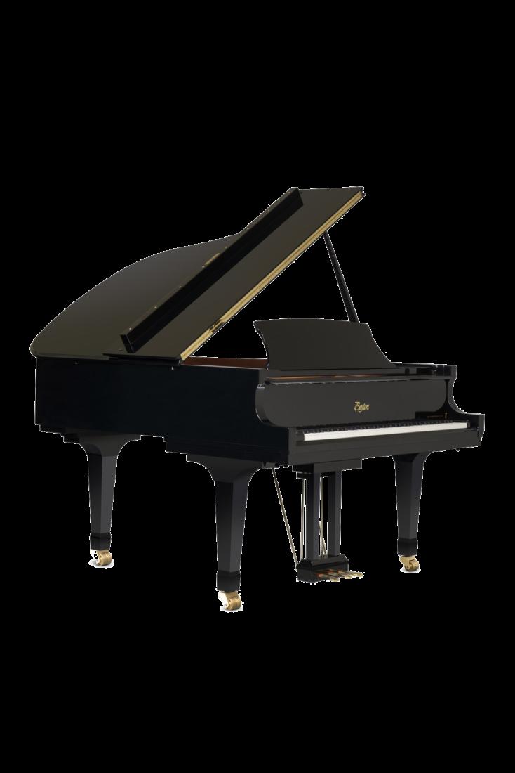piano-cola-boston-gp163-profesional-nuevo-performance-edition-negro-lateral