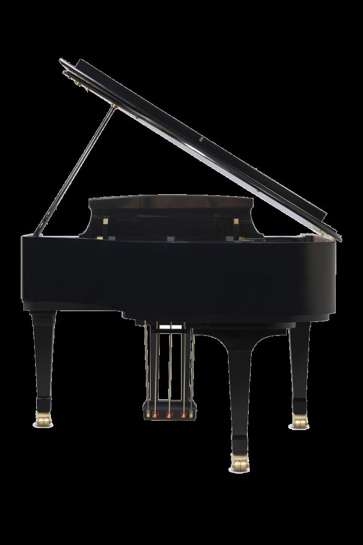 piano-cola-boston-gp163-profesional-nuevo-performance-edition-negro-trasera