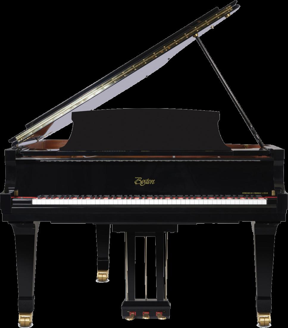 piano-cola-boston-gp193-profesional-nuevo-performance-edition-negro-frontal-02