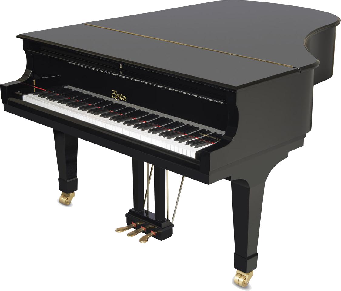 piano-cola-boston-gp193-profesional-nuevo-performance-edition-negro-picado