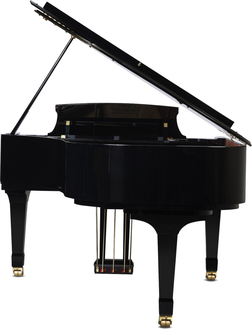 piano-cola-boston-gp193-profesional-nuevo-performance-edition-negro-trasera