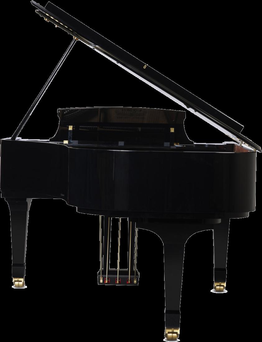 piano-cola-boston-gp193-profesional-nuevo-performance-edition-negro-trasera
