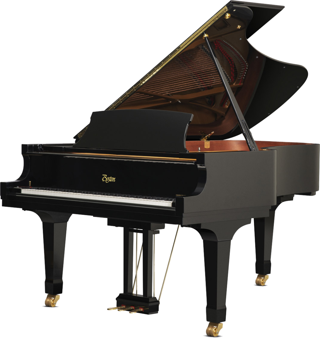 piano-cola-boston-gp215-profesional-nuevo-negro-frontal-02