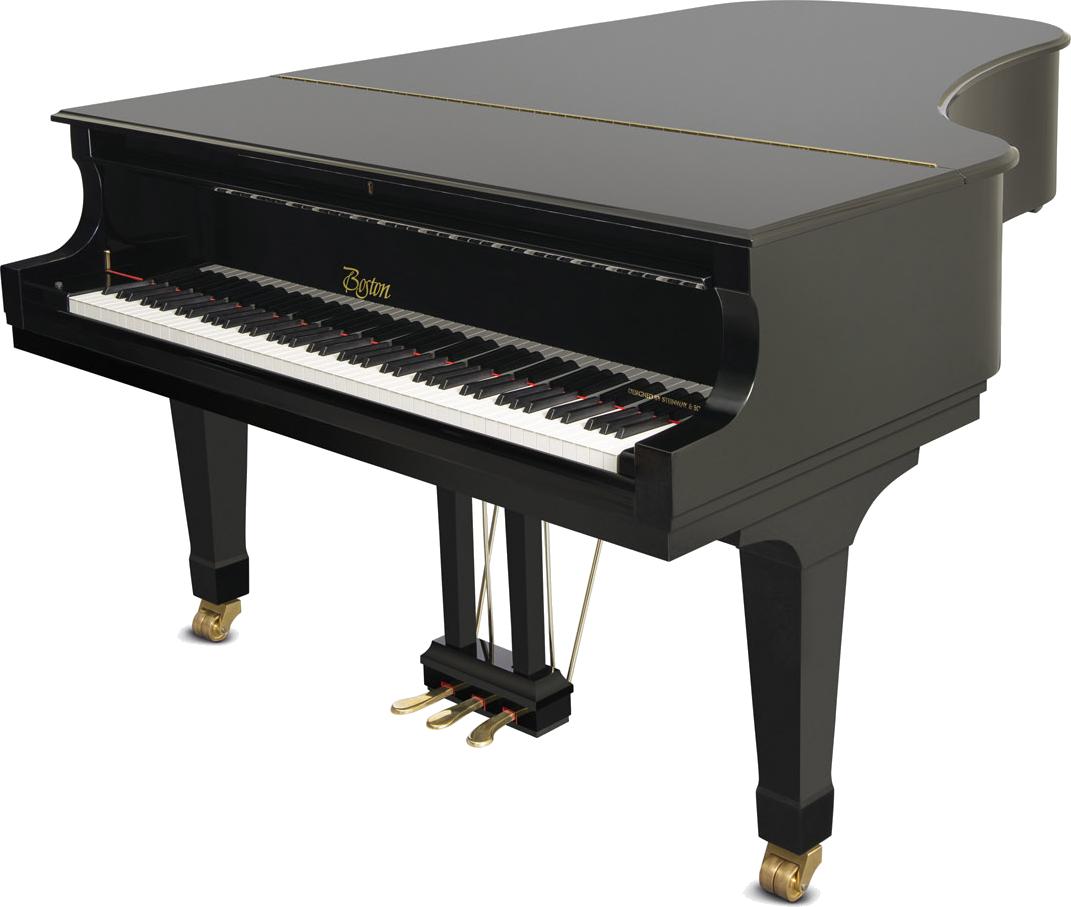 piano-cola-boston-gp215-profesional-nuevo-negro-picado