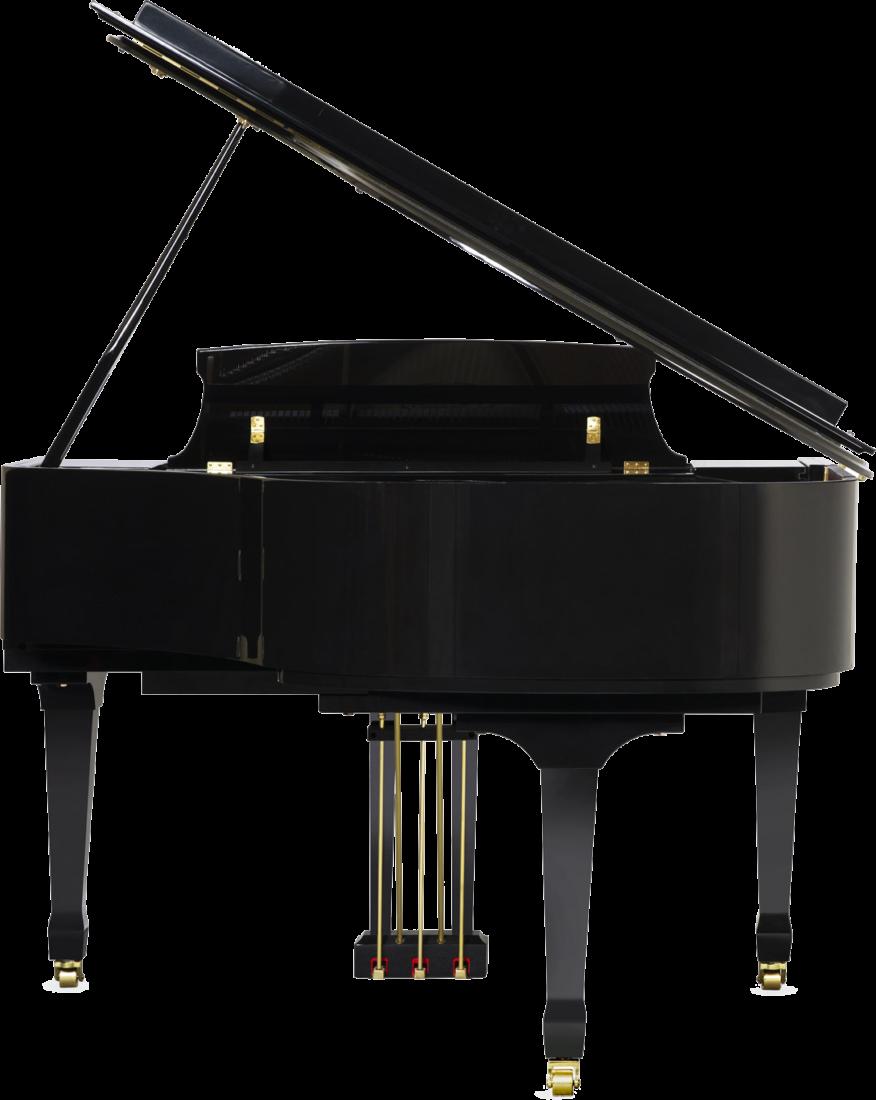 piano-cola-essex-egp155-nuevo-negro-trasera