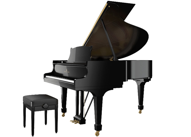 piano-cola-steinway-sons-a188-artesanal-nuevo-negro-frontal.3D
