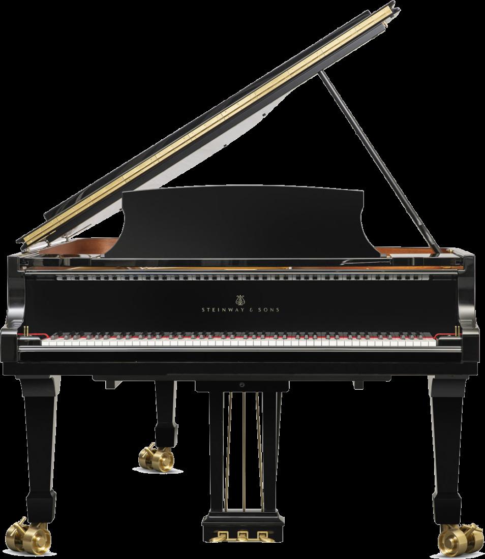 piano-cola-steinway-sons-c227-artesanal-nuevo-negro-frontal