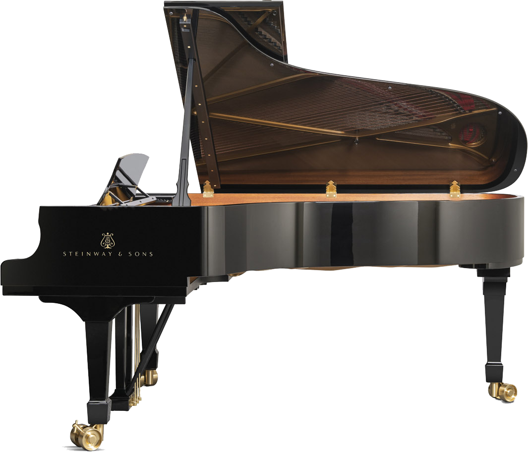 piano-cola-steinway-sons-c227-artesanal-nuevo-negro-lateral