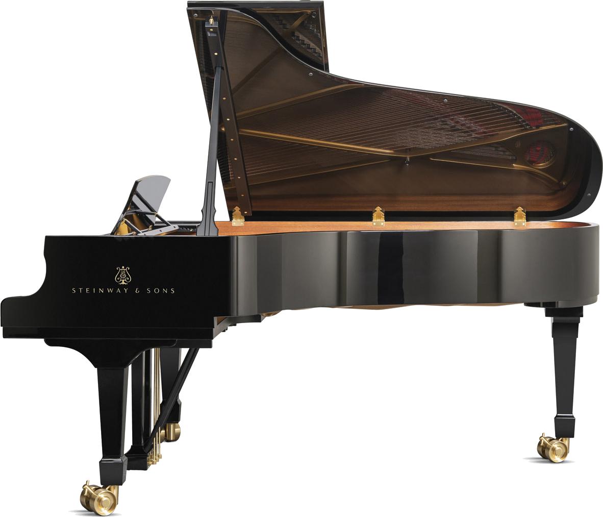 piano-cola-steinway-sons-c227-artesanal-nuevo-negro-lateral