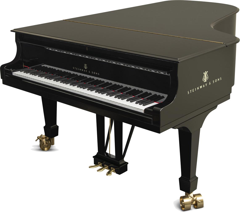 piano-cola-steinway-sons-c227-artesanal-nuevo-negro-picado