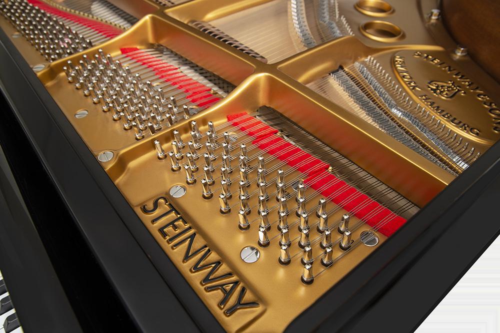 piano-cola-steinway-sons-s155-artesanal-nuevo-negro-clavijas