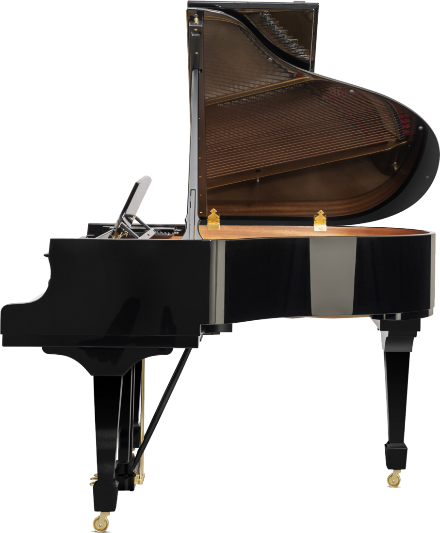 piano-cola-steinway-sons-s155-artesanal-nuevo-negro-lateral