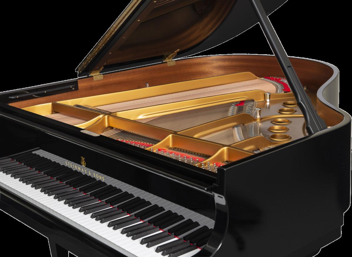 piano-cola-steinway-sons-s155-artesanal-nuevo-negro-tapa