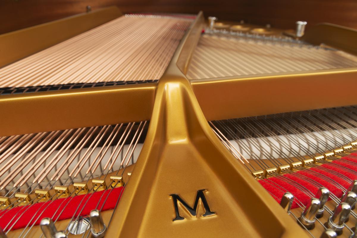 piano de cola Steinway & Sons m170 modelo