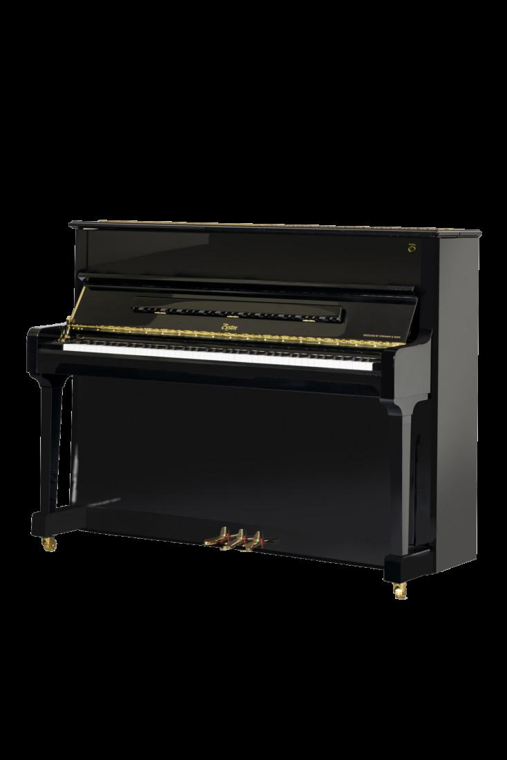 piano-vertical-boston-up118-profesional-nuevo-performance-edition-negro-frontal-01