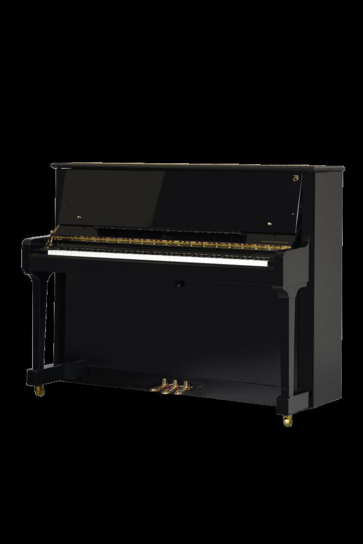 piano-vertical-boston-up118-profesional-nuevo-performance-edition-negro-frontal-02