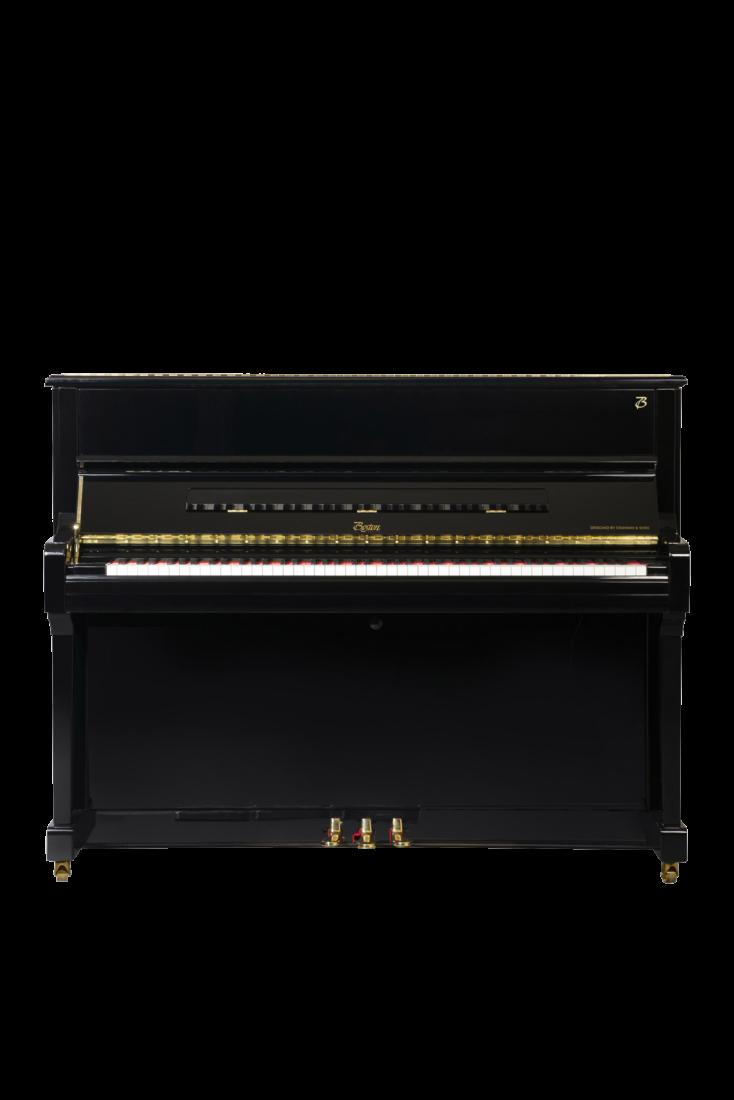 piano-vertical-boston-up118-profesional-nuevo-performance-edition-negro-frontal-03