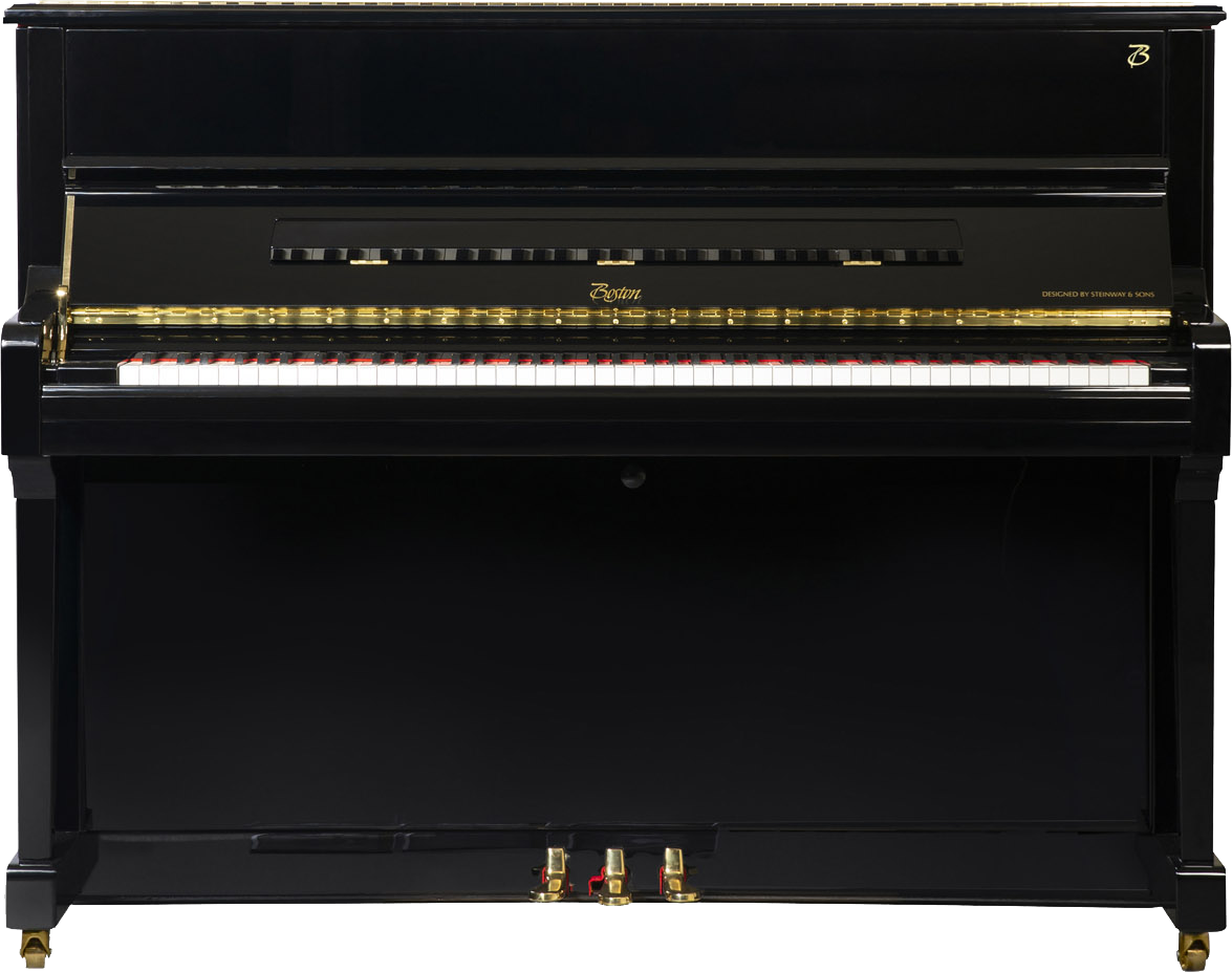 piano-vertical-boston-up118-profesional-nuevo-performance-edition-negro-frontal-03 copia