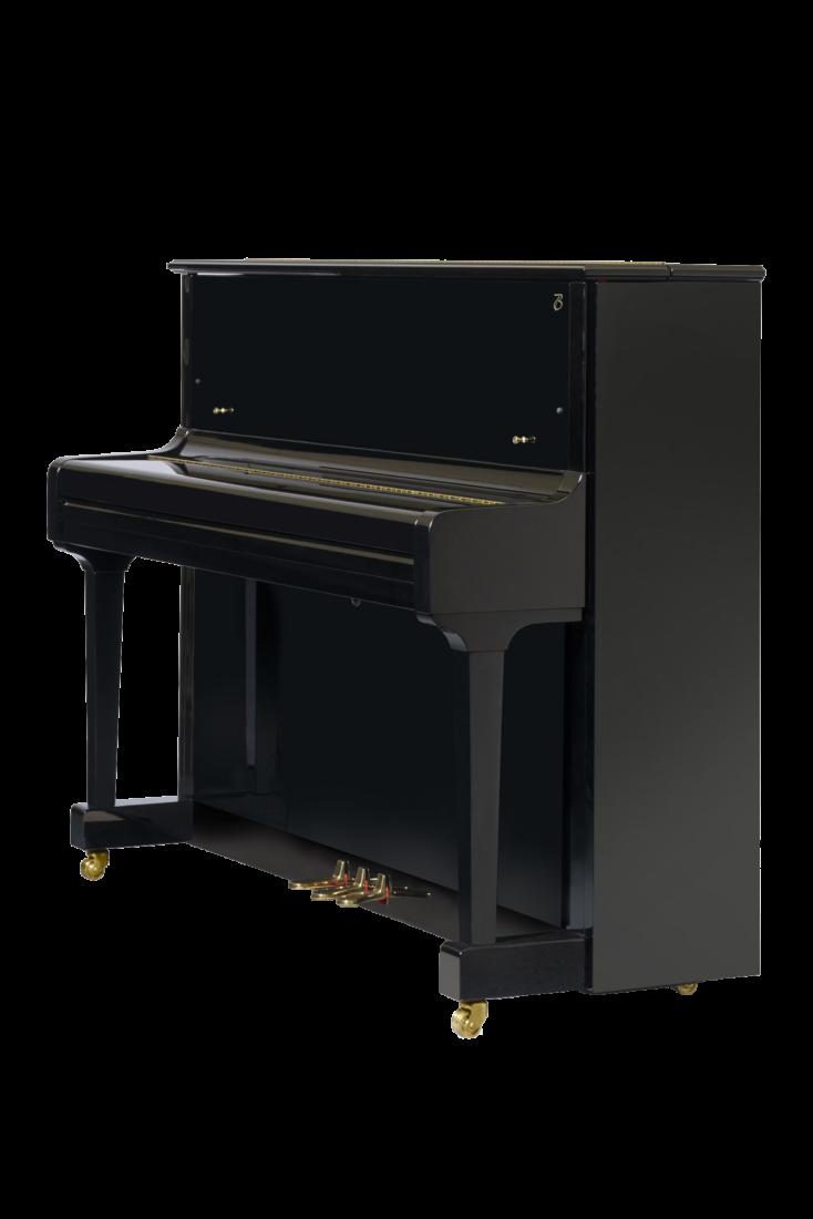 piano-vertical-boston-up118-profesional-nuevo-performance-edition-negro-lateral