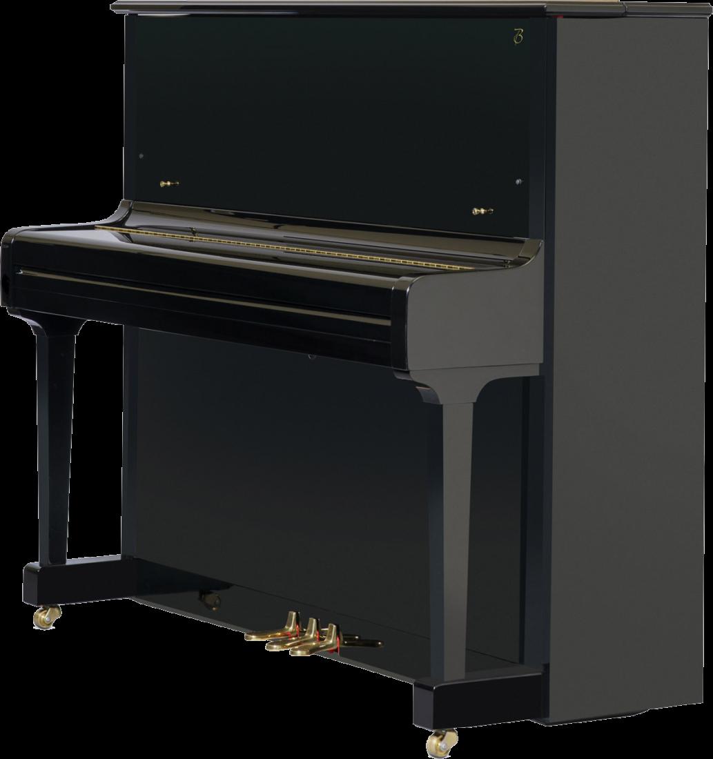 piano-vertical-boston-up126-profesional-nuevo-negro-frontal-03 copia