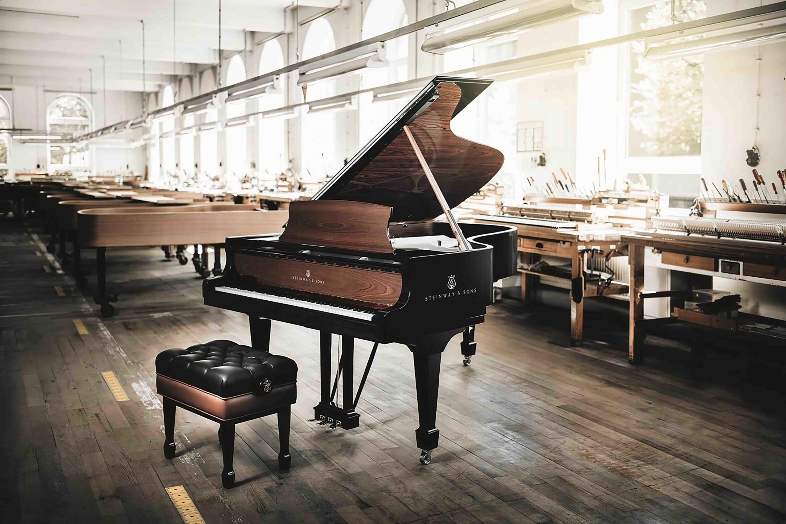 Tienda de pianos