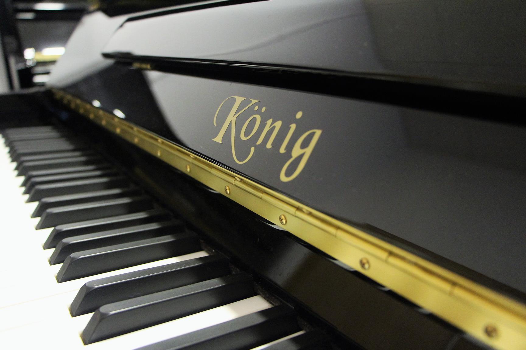 KÖNIG-K109-Silent-650713384 teclado teclas piano
