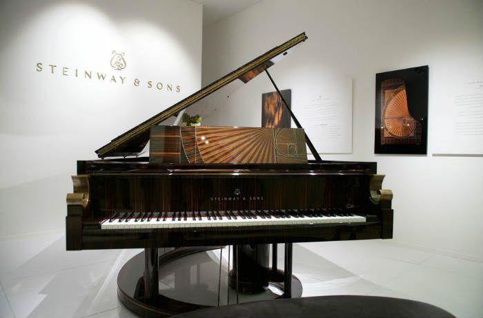 La Casa Blanca Alberga Un Piano Steinway Sons Hinves Pianos