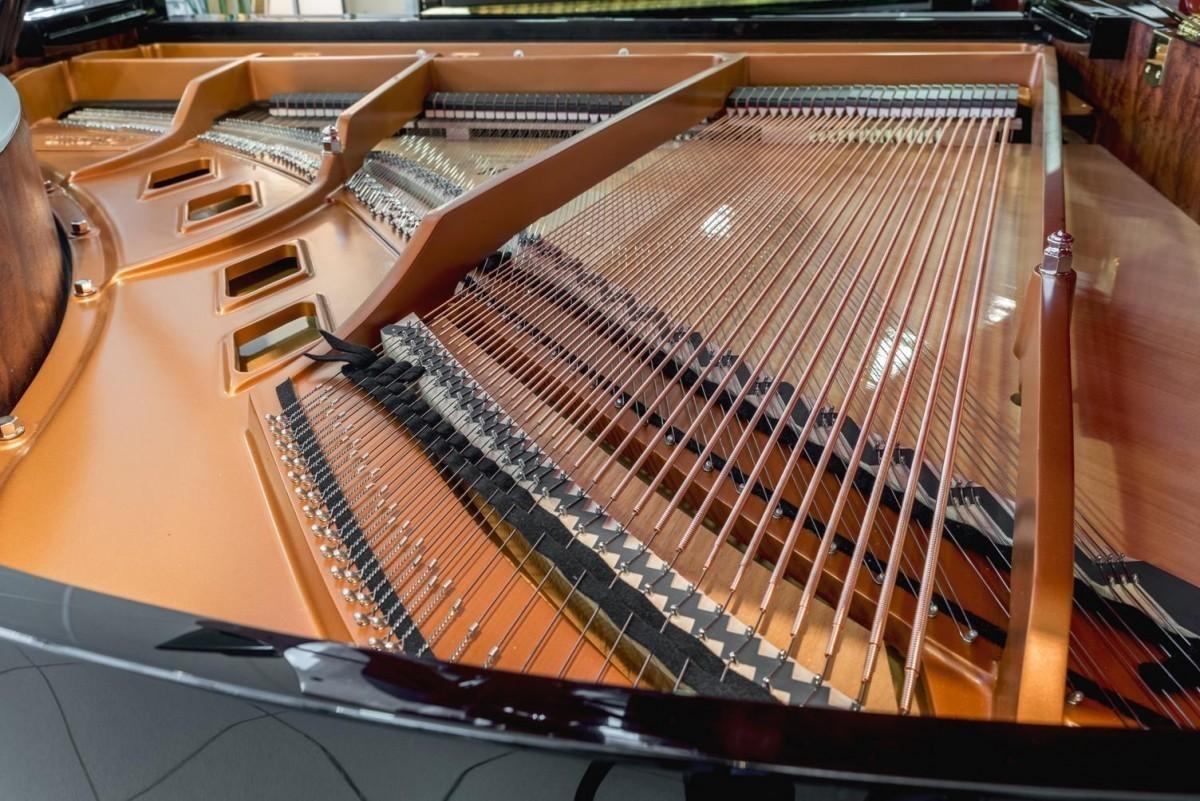 BOSTON GP-178 #189335 detalle piano arpa cuerdas mecánica