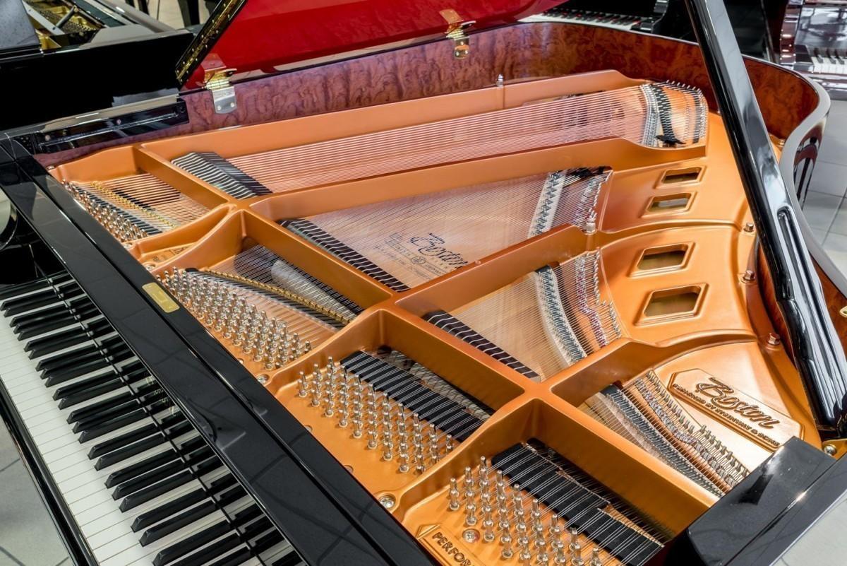 BOSTON GP-178 #189335 mecánica piano cuerdas clavijas clavijero arpa