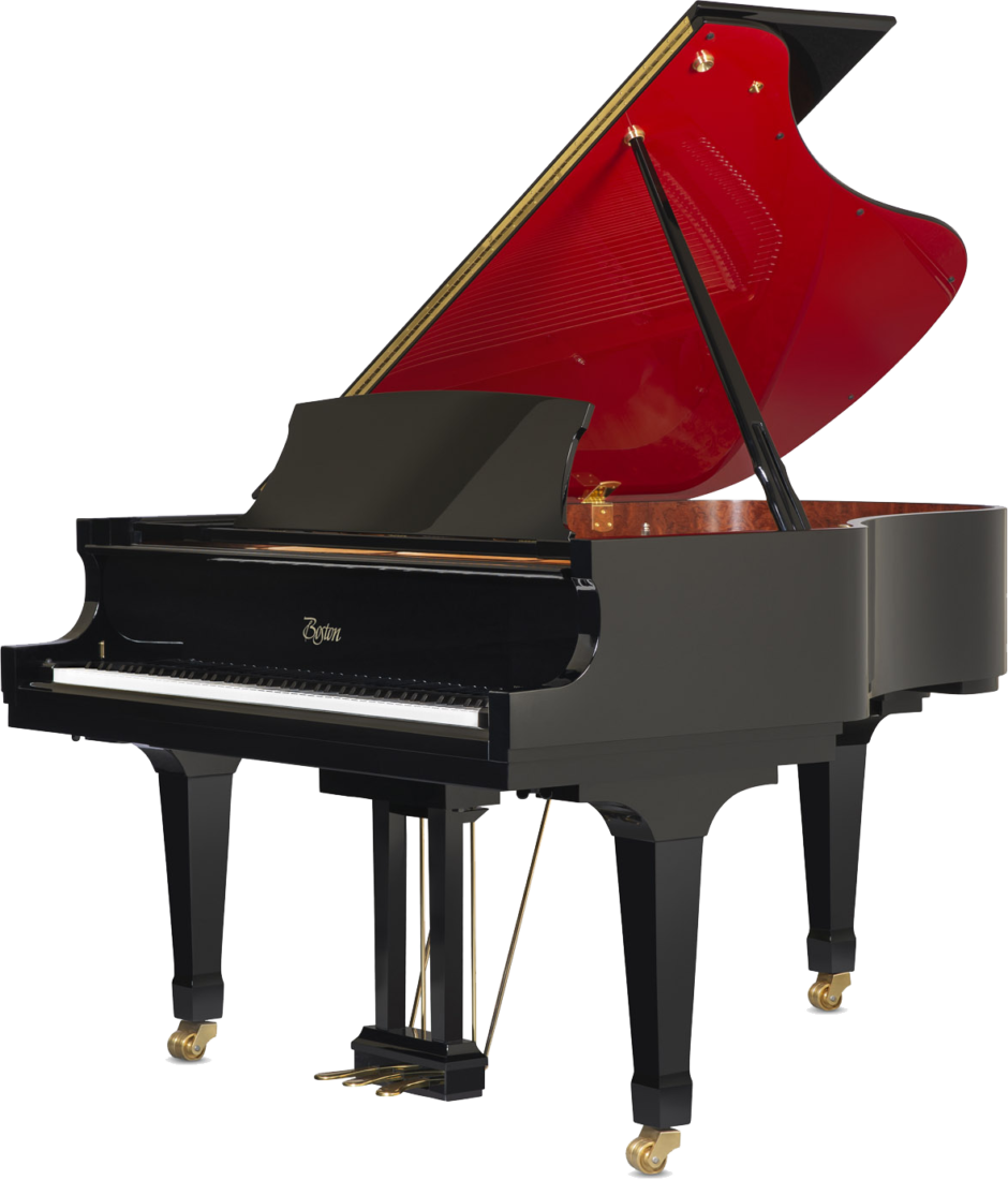 piano-cola-boston-gp178-profesional-nuevo-edicion-especial-rainbow-performance-edition-rojo-frontal