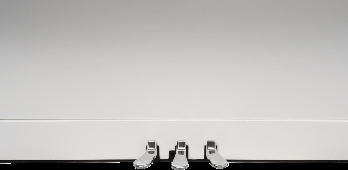 piano-pared-könig-109-nuevo-blanco-pedales