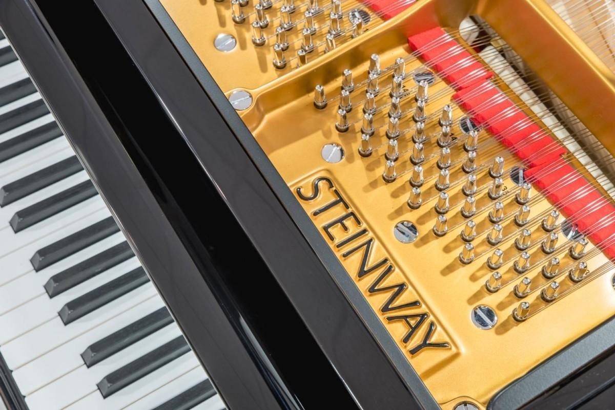 Steinway & Sons Spirio O180 #608031 clavijero clavijas
