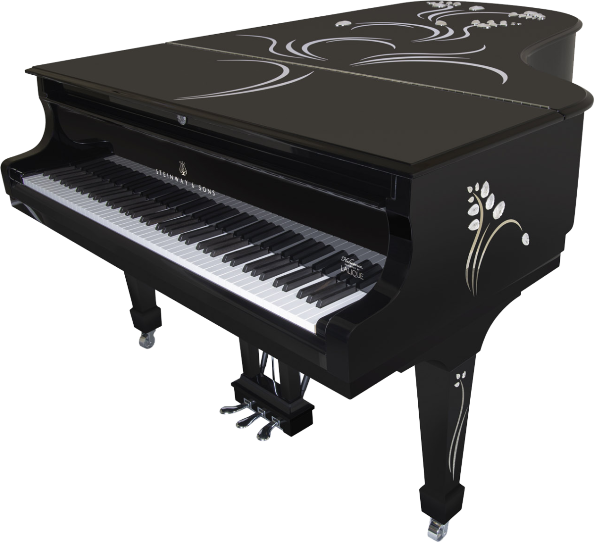 piano-cola-steinway-sons-b211-artesanal-heliconia-lalique-nuevo-edicion-limitada-negro-picado