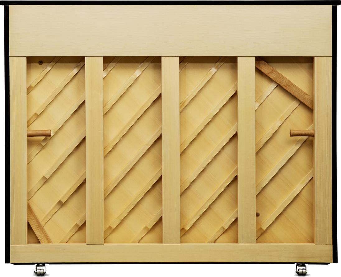 piano-vertical-konig-l122-nuevo-negro-trasera