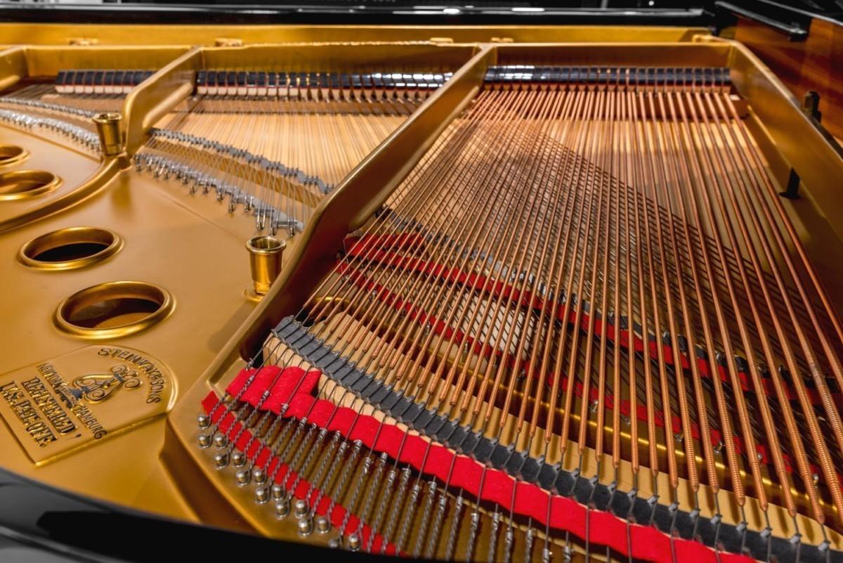 STEINWAY-S-155-422048 arpa cuerdas piano mecánica