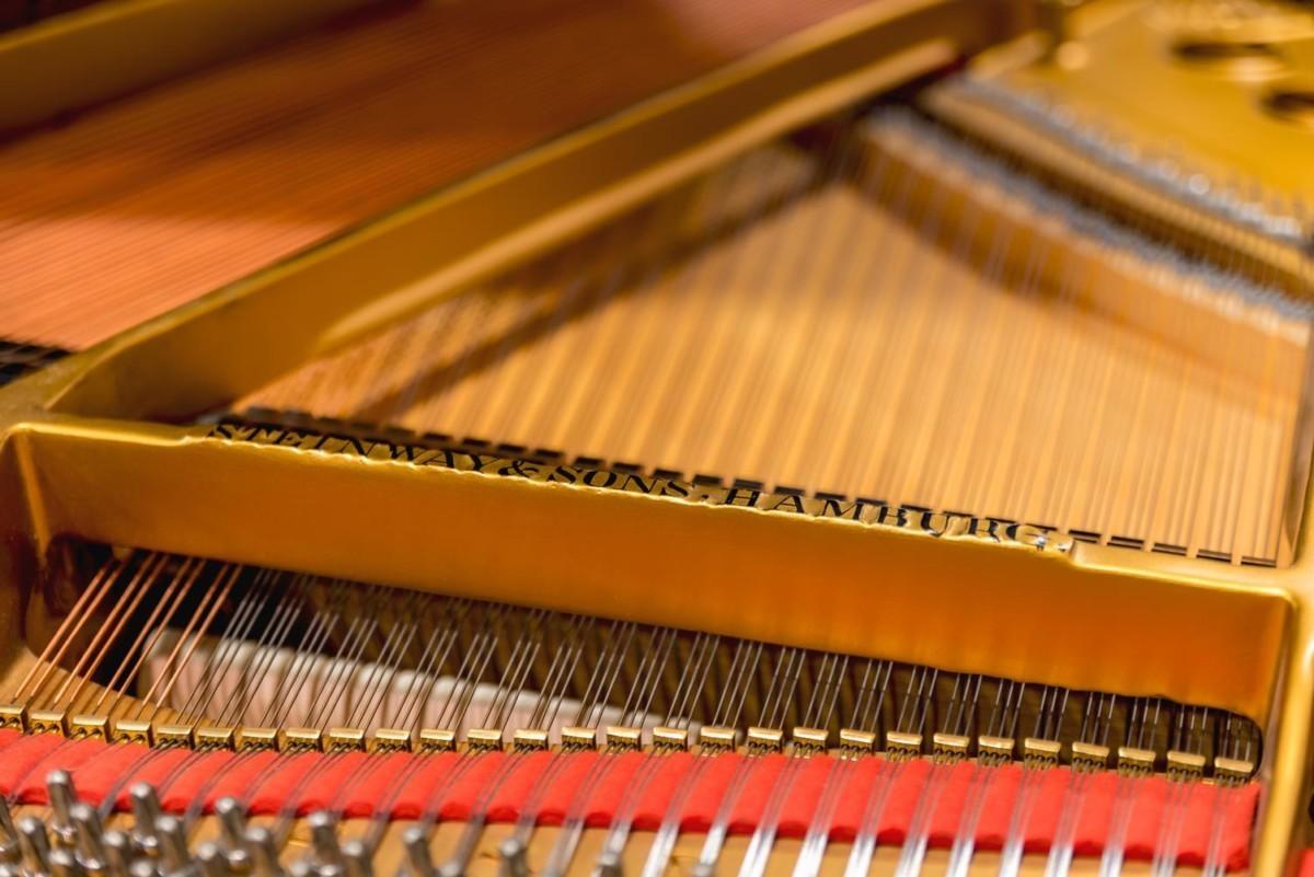 STEINWAY-S-155-422048 detalle piano cuerdas mecánica