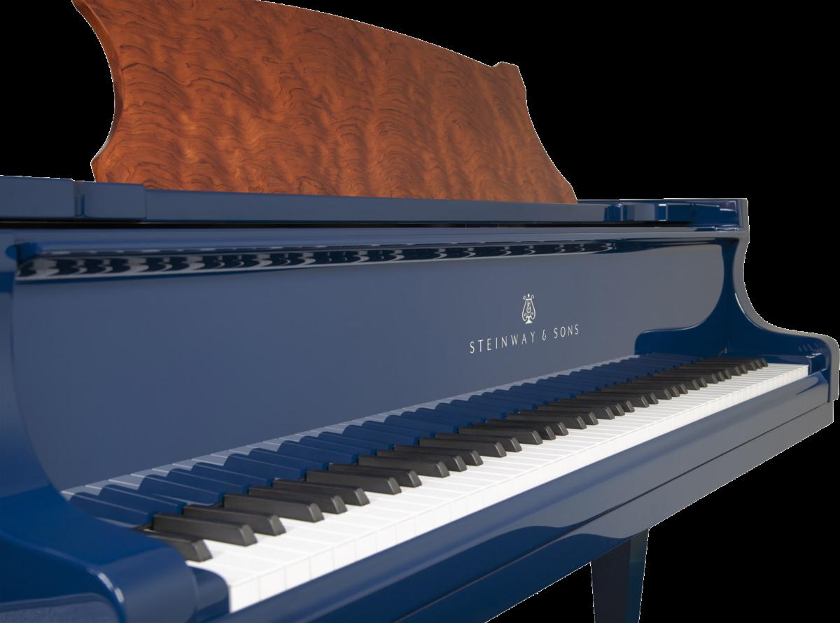 piano-cola-steinway-sons-b211-spirio-artesanal-blue-nuevo-azul-unico-edicion-limitada-teclado