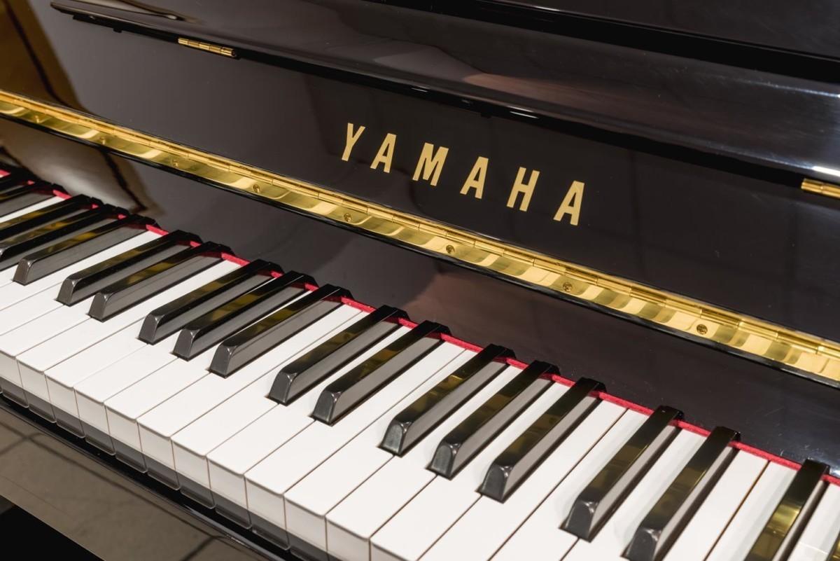 YAMAHA-E121-5608086 teclado piano teclas marca