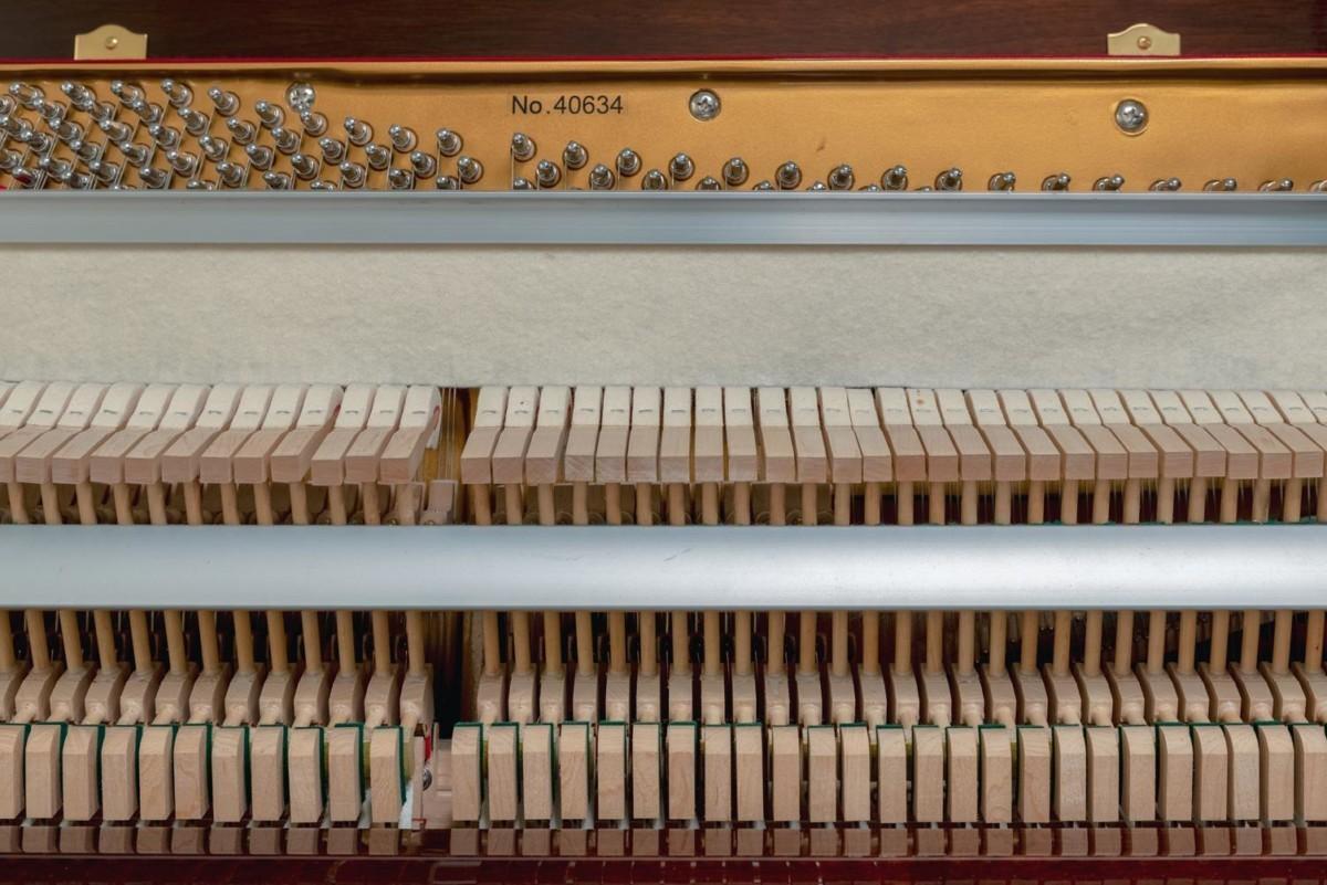 CARL-EBEL-112-40634 mecánica piano clavijas clavijero martillos