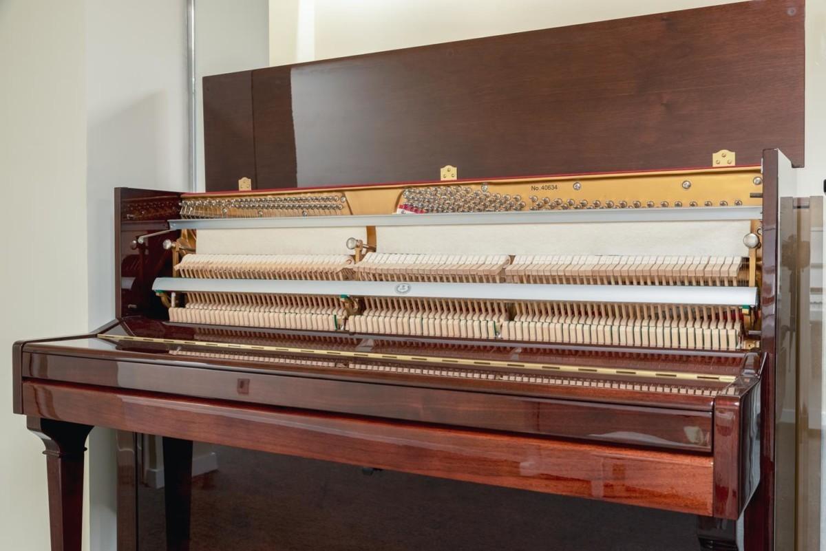 CARL-EBEL-112-40634 mecánica piano vista general martillos
