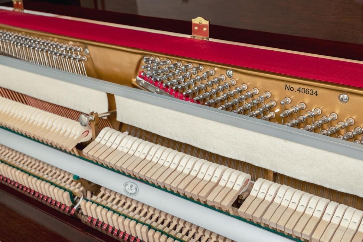 CARL-EBEL-112-40634 mecánica piano martillos clavijas clavijero