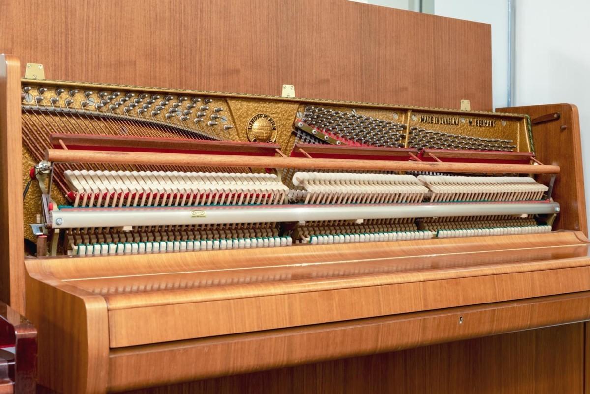W.HOFFMANN-110-121558 mecánica martillos clavijas clavijero