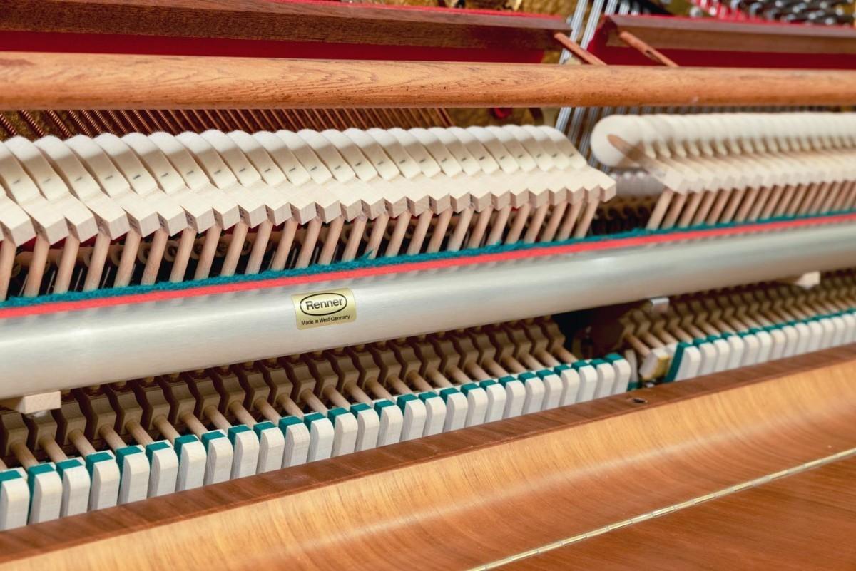 W.HOFFMANN-110-121558 mecánica piano martillos
