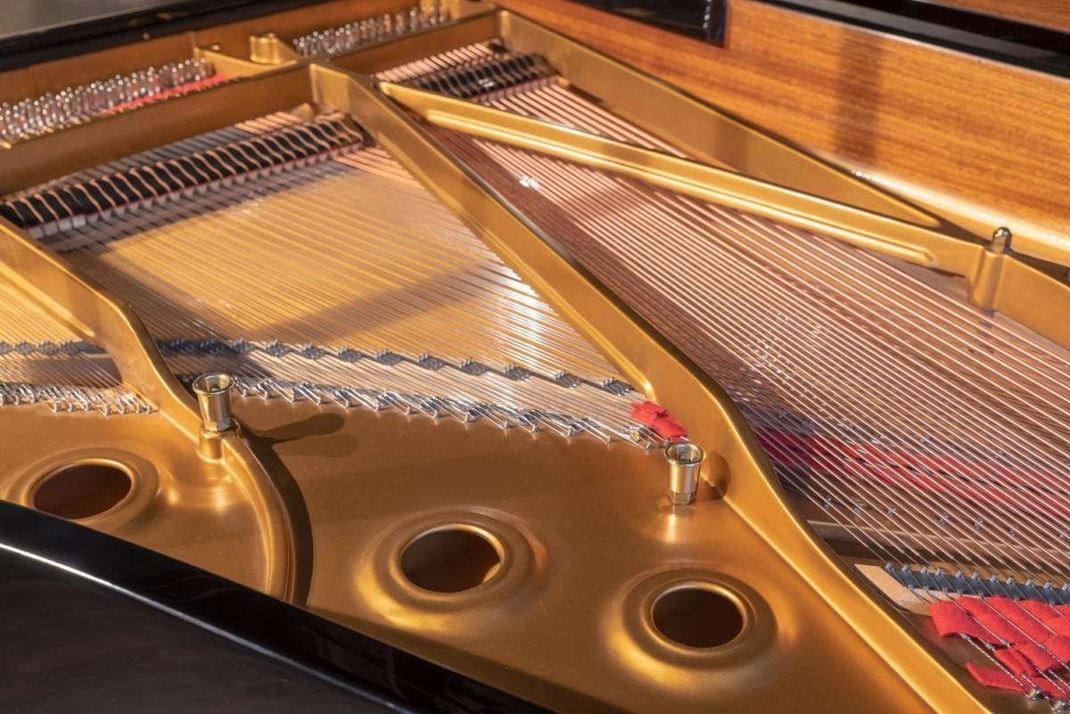 STEINWAY-A-188-157824 mecánica cuerdas arpa piano