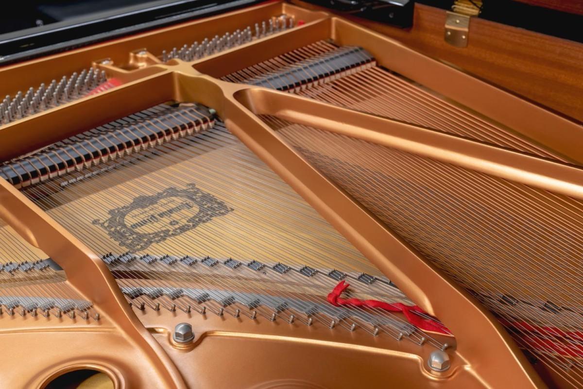 YAMAHA-C5-5942443 arpa piano cuerdas mecánica