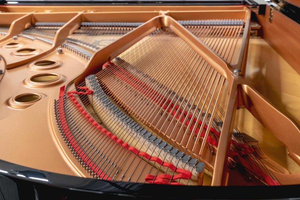 YAMAHA-C5-5942443 cuerdas piano arpa mecánica