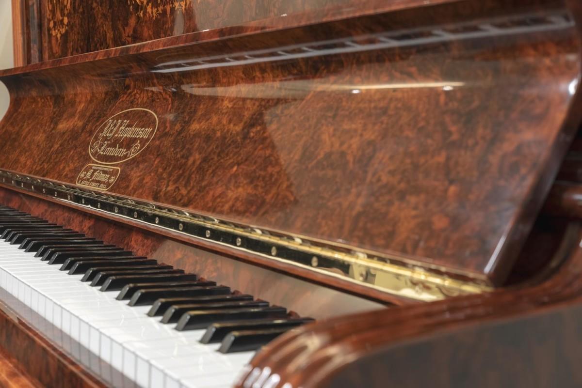 JJ-HOPKINSON-H136-550307782 vista detalle piano teclado teclas nombre
